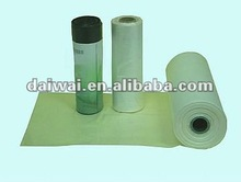 Plastic flat bag on roll/names different types bags
