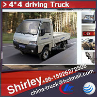 electric cargo truck, electric can truck, electric transport vehicles