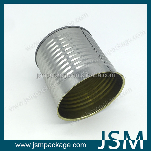 15178 A10 tinplate empty #10 cans
