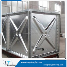 Pressed Steel Galvanized Water Storage Panel Tank, Hot Galvanized Water Tank/Bolted Steel Water Storage Tank