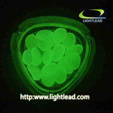 wholesale luminescent decoration pebble stones in best quality for garden, route