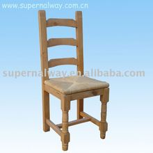 100% Pine Home kitchen Furniture chair