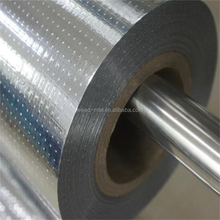 Perforated Aluminum Foil Woven Fabric Radiant Barrier breathable house wrap