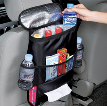 Standard Size Car Seat Back Organizer for kids