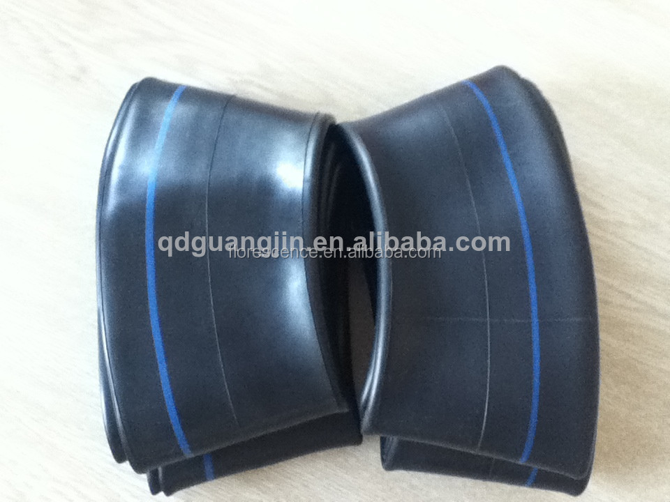 big Natural Rubber Inner Tube 350/18 for Motorcycle Tires