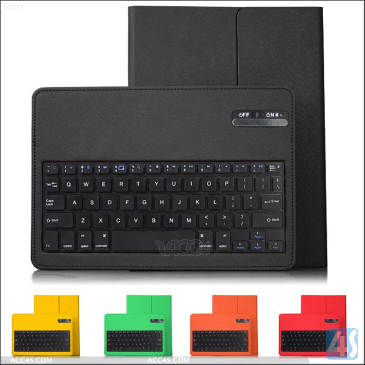 Ultra thin Folio Case with Detachable Bluetooth Keyboard for Apple iPad Air P-APPIPD5PUKB008