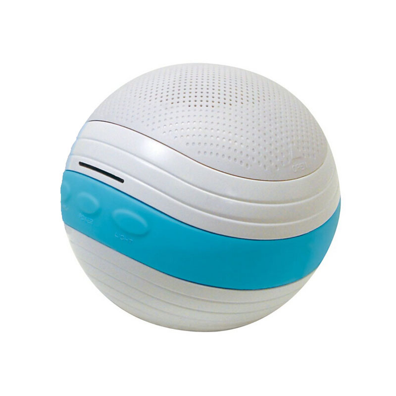 round ball shower floating IPX7 bluetooth waterproof speaker