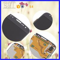 i9502 lcd for samsung s4 lcd with frame