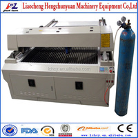 multifunctional 1325 laser cutting machine with oxygen tank for wood/leather/acrylic/metal cutting ang engraving 150W