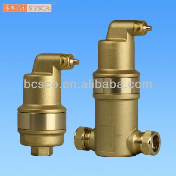 High pressure Air release valve for boiler system