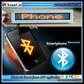 New! Bluetooth Smart phone app. programming+USB PC + Remote control BTLedSigns LED display