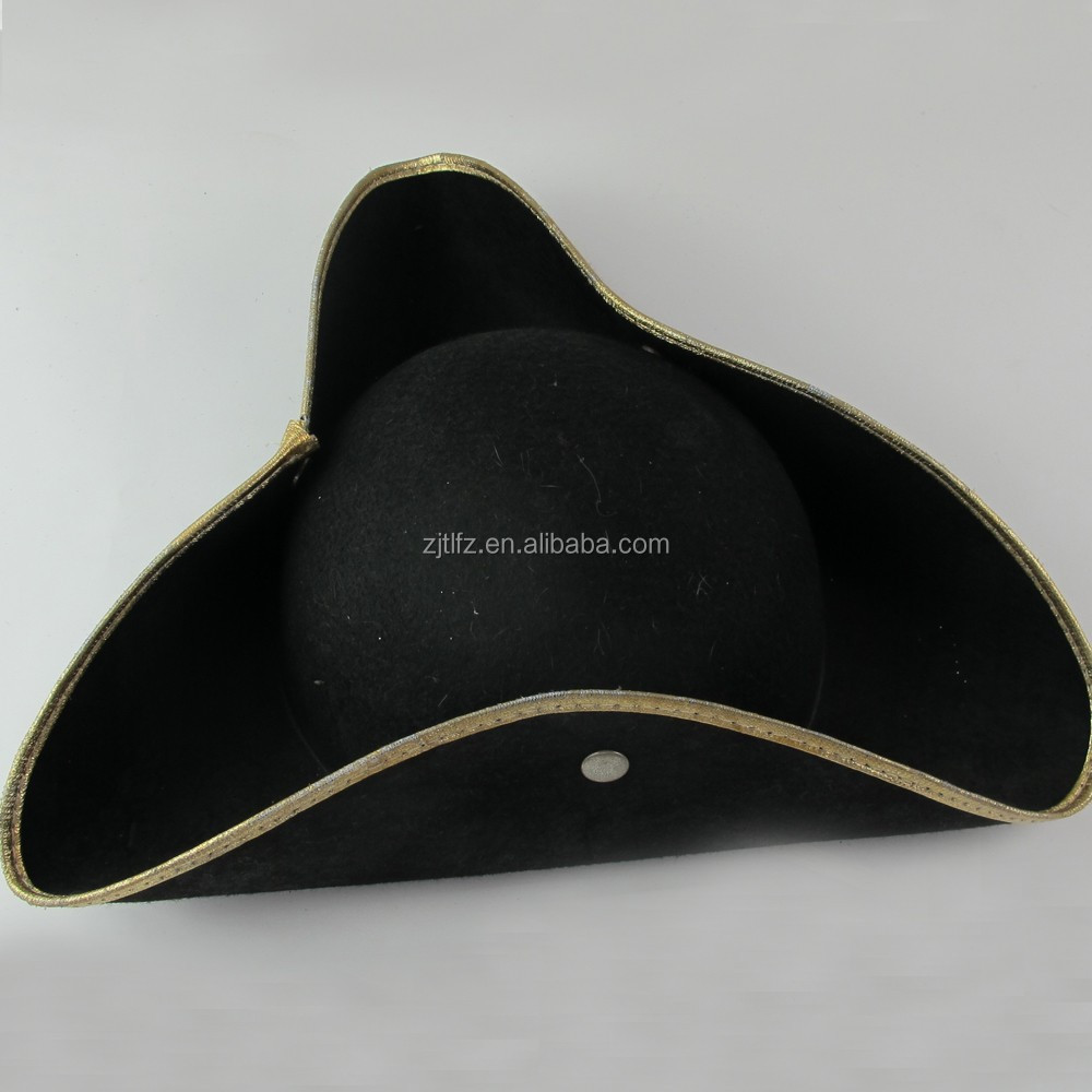 Cheap pirate hat funny promotion party hat