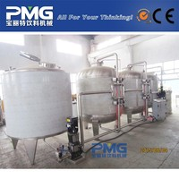 Water treatment/ourification plant for Pure water/drinking water with automatic operated valve