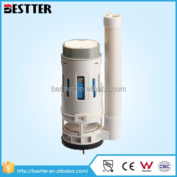 Adjustable universal toilet ABS water tank fill valve