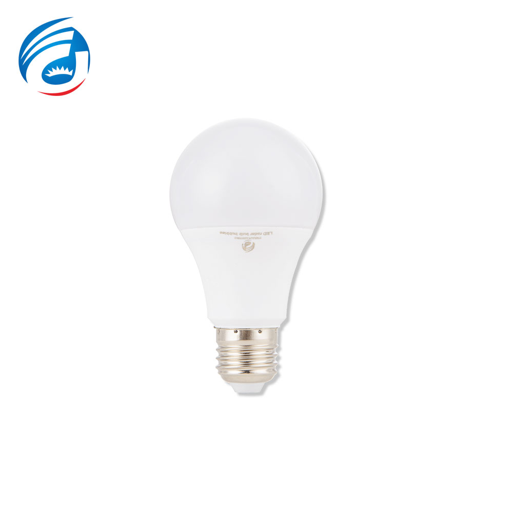 Alibaba China Indoor E27 Corridor Microwave Radar Induction Lamp 9W Motion Sensor Bulbs Smart Led Bulb Light