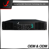 CA3-300W CA Series Professional Power Amplifier For KTV Rooms
