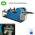 High Speed Pocket Tissue Folding Machine