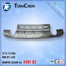BUMPER GUARD for AUDI Q5 2013 8R0 071 645 H / J / K / 8R0071645H / 8R0071645J / 8R0071645K / 8R0071645