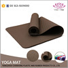2017 TPE new pattern high density foam mat YangZhou,68x25 inches Yoga mat