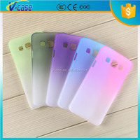 New product translucent color changing case for galaxy s3 i9300