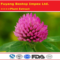 Hong Che Zhou GMP Manufacturer Supply Red Clover P.e.