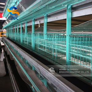poultry cage for rabbit quail pigeons chicken farm machinery equipment