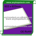 Ra 80 warm white 3500K 24V LED Panel 620 x 620 mm