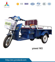 2016 New Electric Cargo Rickshaw passager and cargo use