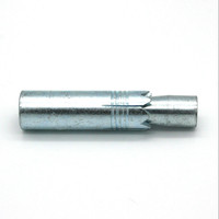 Flat Drilling Cut Anchor With Cone