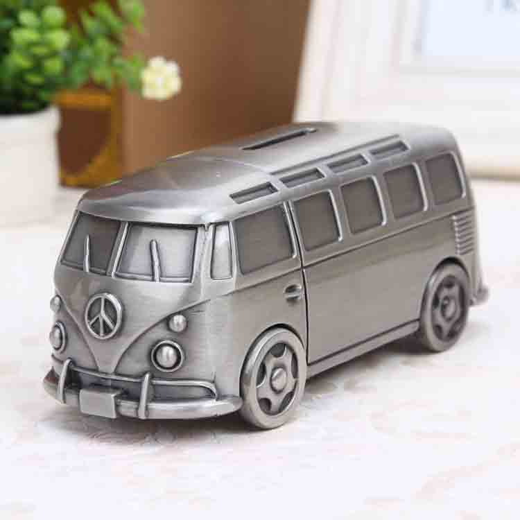 Hot selling best products cheap H20cm metal scale model toy bus
