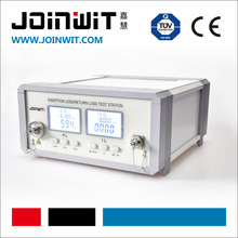 JW 3307A Optical Insertion Loss and Return Loss Test Station / 25mm Universal 1.25mm Universal made in Shanghai