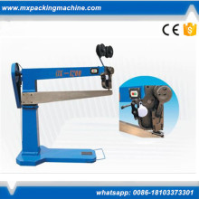 Manual corrugated box stitching machine cardboard carton box stapler