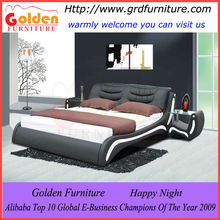 Golden Furniture Professional Italy Design Carved Furniture (F2756-1#)
