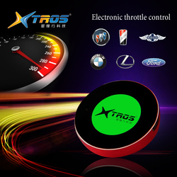 Improve car tuning performance auto parts and accessories, plug and play throttle controller car remote device