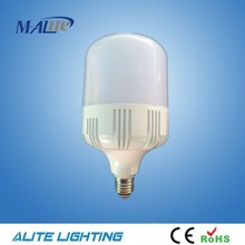 40W big power department parking lot LED plastic bulbs lowest price