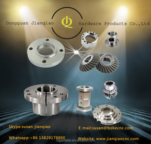 Custom high precise stainless steel CNC machine parts fabrication, mechanical parts