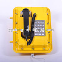sos office emergency intercom phone with telephone
