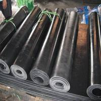 High quality (EPDM/silicone/Natural rubber/NBR/recycled rubber) rubber sheets