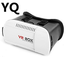 Head-mounted Google Cardboard Version VR 3D Glasses Virtual Reality DIY 3D VR BO Video Movie Game Glasses with Headband