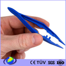 dust-free cleanroom plastic tweezers by injection moulding household disposable products factory