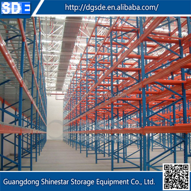 Hot-selling high quality low price small warehouse rack pallet rack