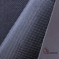 PVC Coated waterproof polyester oxford fabric for bag