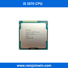 With competitive price i5 3570 small size cpu