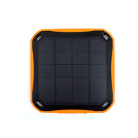 best design window power bank 5600 mah phone charger solar function