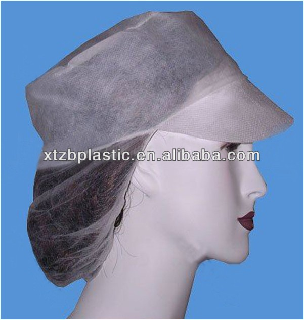 Disposable Hair hat/Disposable Clip hats/Disposable hair nets