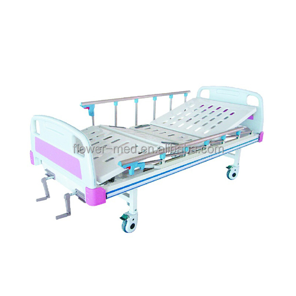 FB-11 hospital bed manufacturer, Double crank bed, medical care bed