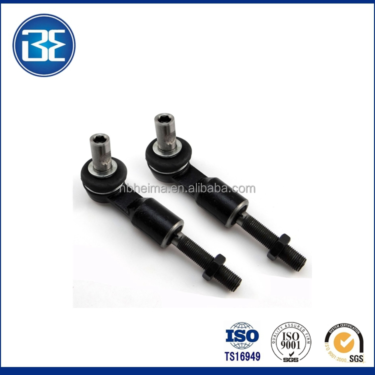 2 of ES-3646 Front Outer Steering Tie Rod Ends A4 A6 A8 S8 Allroad Quattro