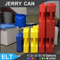 30 Liter 8 Gallon HDPE Plastic Jerry Can Spout