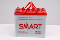 12 V 45AH @ 20 HRS / N60L Automotive Lead Acid Battery / Car Battery