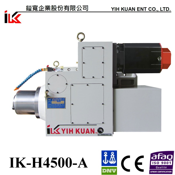 IK-H4500-A Milling Head for CNC Milling Machine